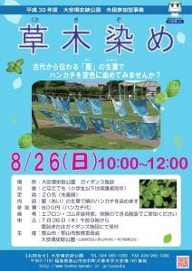 30藍 生葉