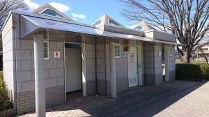富田親水広場トイレ